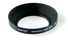 62MM WIDE ANGLE METAL LENS HOOD--NEW IN BOX
