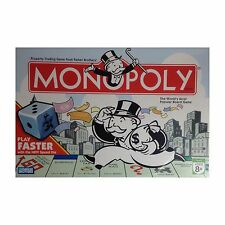 Monopoly Board Game with Speed Die Brand New! Factory Sealed