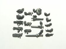 Forgeworld - RED SCORPIONS MAGISTER SEVRIN LOTH - Weapon Pack Bolter Sword etc.