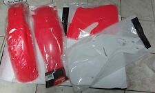 KIT PLASTICHE HONDA CR 125 1998 1999 98 99 KIT 4 PZ COLORE FOTO