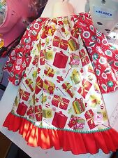 Christmas Gingerbread House  Dress Avaible in sizes Sz.2t,3t,4t - Ready to ship