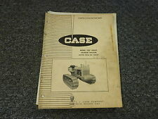 Case 310 Utility Crawler Tractor Dozer Bulldozer Part Catalog Manual 8631