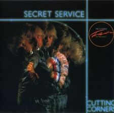 Secret Service - Cutting Corners CD