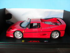 Ferrari F50 Red 1:18 Hot Wheels Elite RARE!!