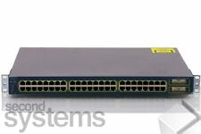 Cisco Catalyst 3550 Series 48 + 2 -Ports Fast Ethernet Switch - WS-C3550-48-SMI