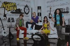 AUSTIN & ALLY - A3 Poster (ca. 42 x 28 cm) - Ross Lynch Clippings Fan Sammlung