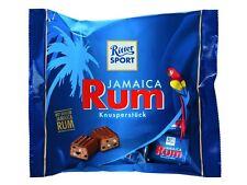 RITTER SPORT - Jamaica Rum Chocolate - 200 gr bag - German Product