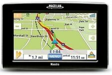 "NEW Magellan 5310 Maestro LARGE 5"" LCD Screen GPS Set GPS USA CANADA PR MAPS in"