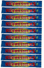 10 x Swizzels Refreshers Original Lemon Flavour Chew Bars - Free Shipping in UK