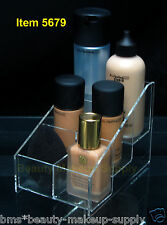 Acrylic Organizer Cosmetic 6 Compartment Holder Makeup Storage Display | 5679