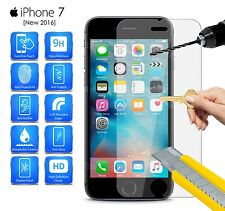 "For New Apple iPhone 7 (4.7"") - Genuine Tempered Glass Screen Protector"