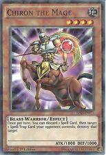 Yu-Gi-Oh: Quirón el Mago-shatterfoil Rara Edición-BP03-EN015 - 1st