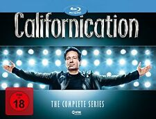 CALIFORNICATION 1-7 DIE KOMPLETTE BLU-RAY STAFFEL SEASON 1 2 3 4 5 6 7 DEUTSCH