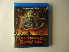The Dark Night of the Scarecrow (Blu-ray Disc, 2011) NEW