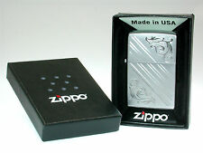 ZIPPO FLORENTINE WINDPROOF LIGHTER - BRAND NEW - BOXED & SEALED