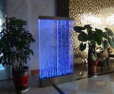 "BUBBLE PANEL 3 XL 72""x40"" FLOOR STANDING FOUNTAIN, Color Lights, Remote ctrl"