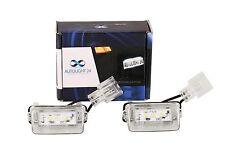 Kennzeichenbeleuchtung LED Premium für Peugeot 206 207 306 307 406 407 5008 A12