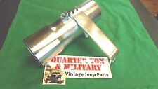 Jeep Willys M38 air cleaner cross over tube US MADE G740