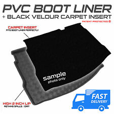 BMW X1 2015+ Tailored PVC Boot Liner / Mat [B]