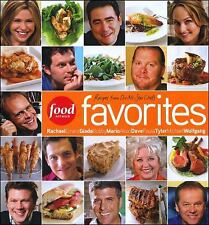 Food Network Favorites: Recipes from Our All-Star Chefs by Food Network Kitchens