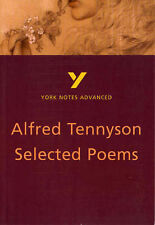 York Notes Advanced: Selected Poems of Tennyson, Dr Glennis Byron