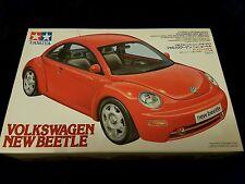 Tamiya 1/24 Volkswagen New Beetle Great Condition Rare