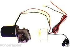 12v Gear Motor PWM Variable Speed 12vdc Gearmotor 50RPM
