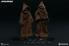 1/6 Scale Star Wars Jawa Set of 2 Figures by Sideshow Collectibles