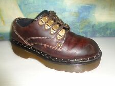 Men's Women's Dr. Doc Martens MIE Lace Oxford Pulley Eyelets 8579 AW 004 Sz UK5