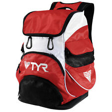 NEW TYR Alliance Team Backpack II – Red Swimming