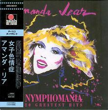 CD AMANDA LEAR nymphomania