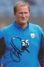 PRESTON: SIMON GRAYSON SIGNED 6x4 ACTION PHOTO+COA