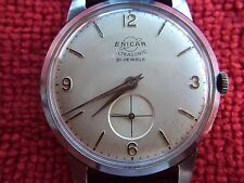 Vintage ENICAR Ultrasonic cal.1012 ,21 Jewels Antimagnetic WristWatch Swiss Made