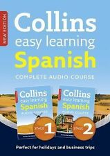 Collins Easy Learning Audio Course - Complete Spanish (Stages 1 and 2) Box...