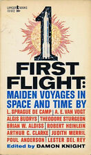 Damon Knight, Editor FIRST FLIGHT: MAIDEN VOYAGES IN SPACE AND TIME 1st Printing