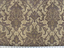 Drapery Upholstery Fabric Sussex Traditional Chenille Jacquard - Purple
