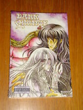 DARK PRINCE VOL 1 YAOI PRESS MATURE MANGA YAMILA ABRAHAM GRAPHIC NOVEL