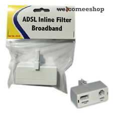 ADSL Inline Filter Broadband - Powerplus
