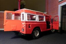 Land Rover Series 3 109 LWB 6 Cylinder Station Wagon 1:24 Scale Diecast Model