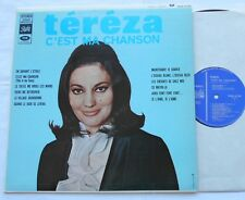 TEREZA C'est ma chanson CANADA ONLY ORIGINAL 1967 FRENCH GIRL POP LP MEGA RARE