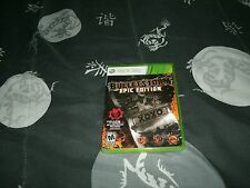 Bulletstorm: Epic Edition For Microsoft Xbox 360 Brand New Factory Sealed