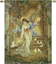 Angel of Light ~ Angels Tapestry Wall Hanging ~ Artist, Lena Liu