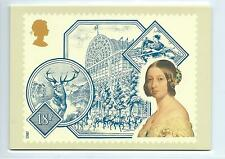 GB - PHQ CARDS - 1987 - 150 YEARS - QUEEN VICTORIA ACCESSION - COMP. SET MINT