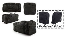 "30"" pouces xl extra large wheeled travel luggage holdall case pliante cargo sac"
