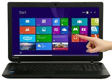 Toshiba 15.6 TouchScreen Intel Dual Core 2.41GHz 4GB 500GB DVDRW HDMI C55T-B52 R