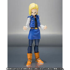 S.H. Figuarts Dragonball Z Android 18 action figure Tamashii Exclusive Bandai