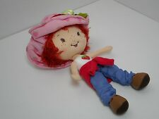 Strawberry Shortcake Plush Stuffed & Beanie Baby Doll