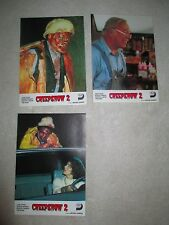 Creepshow 2 Lobby Cards-George Romero
