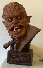 Tony Cipriano THE WEREWOLF bust In 1/3 scale