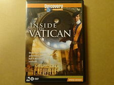 DVD / INSIDE THE VATICAN ( DISCOVERY CHANNEL )